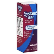 Systane Lubricant Eye Gel, Overnight Therapy 10ml