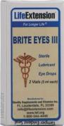 Life Extension Brite Eyes III Lubricant Eye Drops, 5ml, 2 Ct