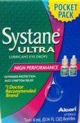 SPECIAL PACK OF 5 SYSTANE ULTRA POKET PACK 2X4ML 8ML