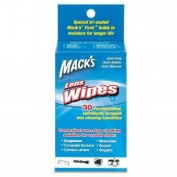 Mack's Lens Wipes Cleaning Towelettes-30 ct