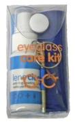 Eyeglass Care Cleaning & Repair Kit-Lens Cleaner, Cloth, Screwdriver