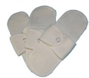 WillowPads Organic Cotton Panty Liners 3 pack