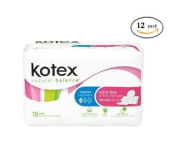 Kotex Ultra Thin Regular Pads-18