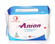 Winalite Anion Love Moon Sanitary Napkins/pads Great Feminine Health Day Pads Single Package