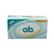 o.b. 32 Tampons Normal