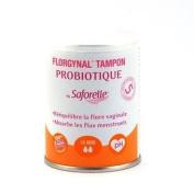 Saforelle Florgynal Probiotic Compact Applicator Tampon 9 Mini