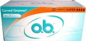 o.b. 16 Normal Pro Comfort Tampons