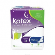(CS) Kotex(r) Overnight Maxi Pads