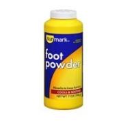 Sunmark Sunmark Foot Powder