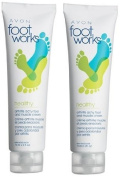 2 Foot Works Healthy Arthritis Achy Foot & Muscle Creams