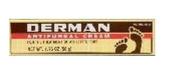 Derman Antifungal Cream for the Treatment of Athlete's Foot 50ml