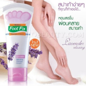'' ENJOY SMILE'' Mistine Foot Fix Therapy Cream Lavender 50 grammes.