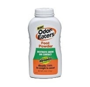Odour-Eaters Deodorant Foot Powder - 2 pk