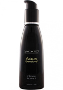 Wicked Sensual Care Wicked Aqua Sensitive Water Based Lubricant Unscented 120ml
