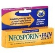 Neosporin Ointment + Pain Relief 30% More
