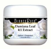 Extra Strength Damiana Leaf 4:1 Extract Salve / Ointment - 60ml - Z...