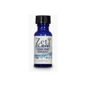 ZetaClear (.5 Oz) Clear Nail Fungus Solution - Brush On Application