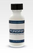 Funginix SINGLE BOTTLE Natural Nail Fungus Treatment - Safe, Effective, and Guaranteed!