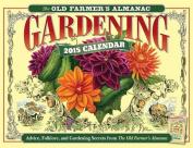 The Old Farmer's Almanac Gardening Calendar