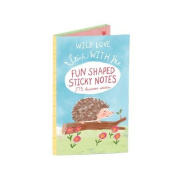 Wild Love Stick with Me Fun Shaped Sticky Notes