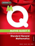 Maths Quest 11 Standard General Mathematics TI-Nspire Calculator Companion