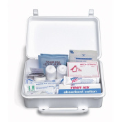Duro-Med Plastic 25 Person First Aid Kit