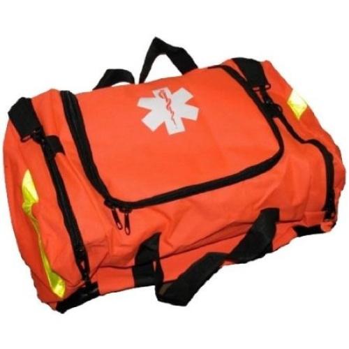 Dixigear Large Emt First Responder Trauma Bag- Orange. Dixie Ems. 0