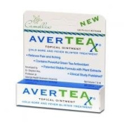 AverTeaX® Natural Topical Ointment for Treating Cold Sores/Fever Blisters