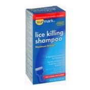 Sunmark Sunmark Lice Killing Shampoo Maximum Strength