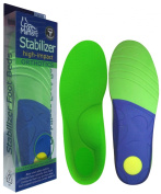 FootMatters Premium Stabiliser Orthotics with Ultra Support