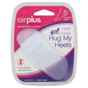 Airplus Gel 'Hug My Heels' Women's Heel Grips