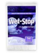 Wet-Stop Quality Reusable Waterproof Bed Pad 90cm x90cm
