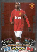 Match Attax Ashley Young 11/12 Manchester United 2011/2012 Star Player