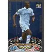 Match Attax Yaya Toure 11/12 Manchester City 2011/2012 Star Player