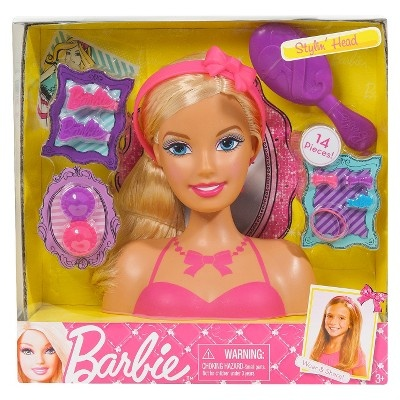 Barbie Styling Head , Shop Online for Toys in Singapore