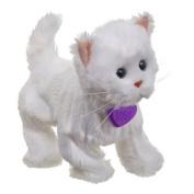 Furreal Friends Lulu's Walkin' Kitties Sugar Paws Pet - White