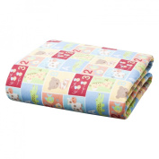 Tiddliwinks ABC 123 Fitted Crib Sheet-Squares