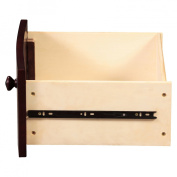 Simmons Madisson 6-Drawer Dresser  - Black Espresso