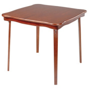 Solid Wood Folding Table - Cherry