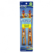 Oral B Pro Health Stages Avengers Soft Manual Toothbrush, 2 Ct