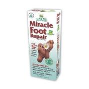 Miracle of Aloe Miracle Foot Repair Cream 3.75-oz.