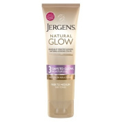 Jergens Natural Glow Moisturizer 3 Days to Glow Moisturizer -  4 oz