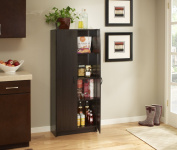 ClosetMaid Pantry Cabinet - Espresso