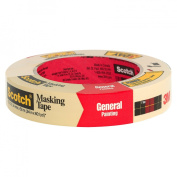 Scotch Green Masking Tape for General Painting 2.5cm x 60 Yards