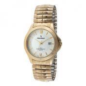 Peugeot Men's Expansion Watch - Gold