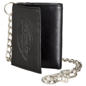 Dickies® Men's Trifold Wallet with Chain - Black