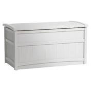 Suncast Deck Box White - 50 Gallon