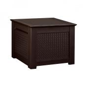 Rubbermaid® Patio Chic(TM) Storage Cube Deck Box