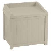Suncast Premium 83.3l Deck Box with Seat - SS1000