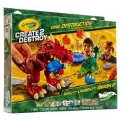 . Create to Destroy Dino Destruction Metropolitan Mayhem